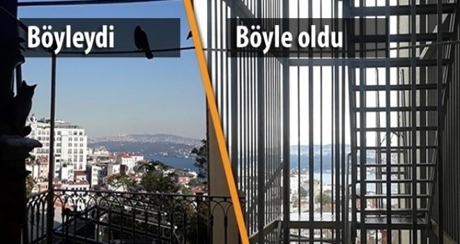 Beyoğlu Belediyesi: O yangın merdivenine onayı biz değil, Kültür Varlıklarını Koruma Kurulu onay verdi!
