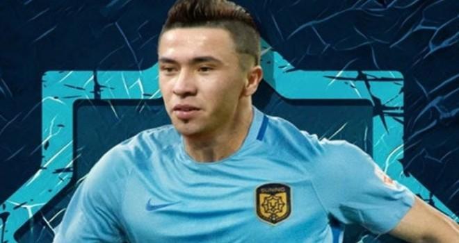 Uygur Türkü futbolcu Erfan Hezim'i toplama kampına hapsettiler!