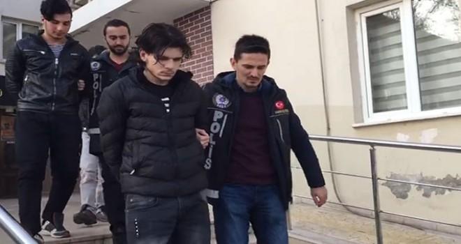 Bursa'da uyuşturucu baskını: 8 kişi yakalandı