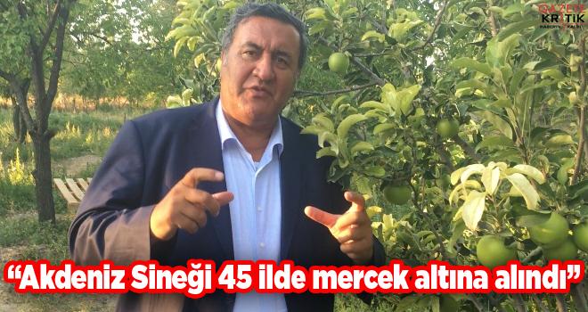 Gürer: 'Akdeniz Meyve Canavarı' bütün ülkeyi sarmadan önlem alın!