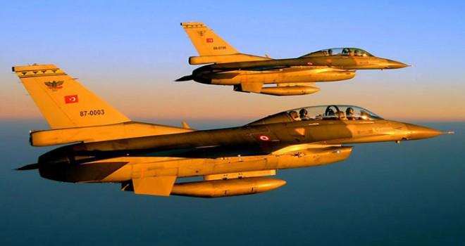 TSK: Irak'ın kuzeyi Zap bölgesinde 6 bölücü terörist etkisiz hale getirildi