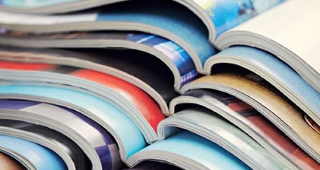 Gazeteler ölürken dergiler dönemi mi