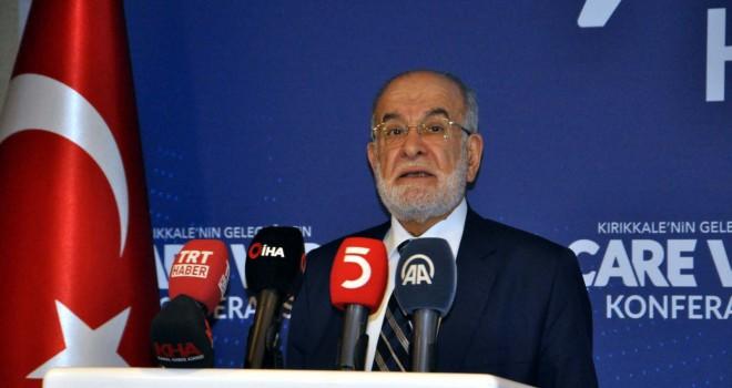Saadet Partisi 5'i büyükşehir 277 belediye başkan adayını belirledi