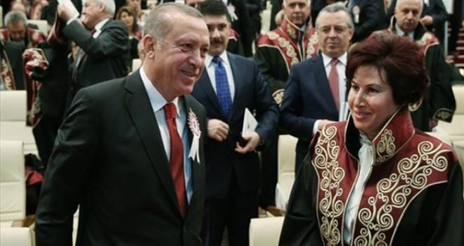 Danıştay Başkanı Zerrin Güngör için bir şikâyet daha: Her ağzına geleni söyleyemez!