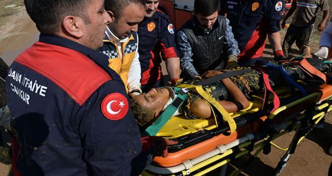 Narenciye posası altında kalan Halil, yaşamını yitirdi