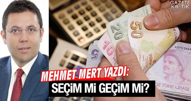 Mehmet Mert yazdı: Seçim uğruna gariban yurttaşın aşevi çorbasını vermemek hangi vicdana sığar...!