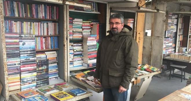 Kitapçılar Köprüsüne çalışma Da Yaramadı
