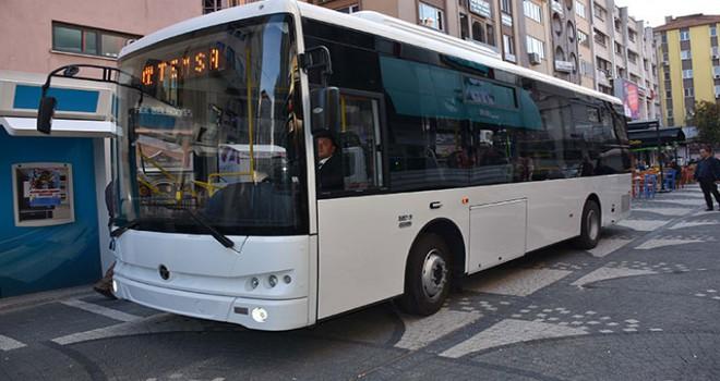 Balıkesir'de yerli ve milli elektrikli otobüs dönemi