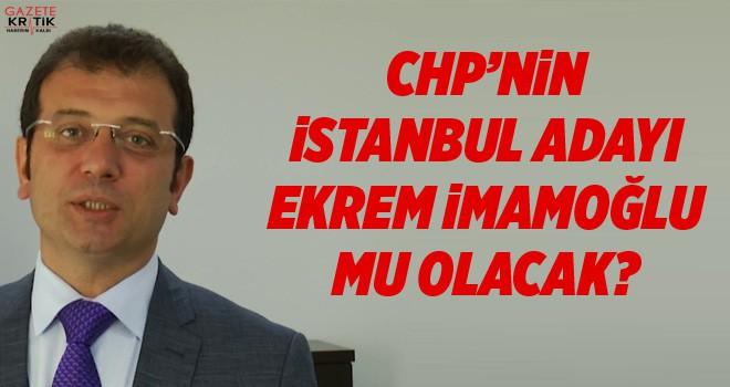 AHMET HAKAN : CHP'nin adayı galiba Ekrem İmamoğlu olacak