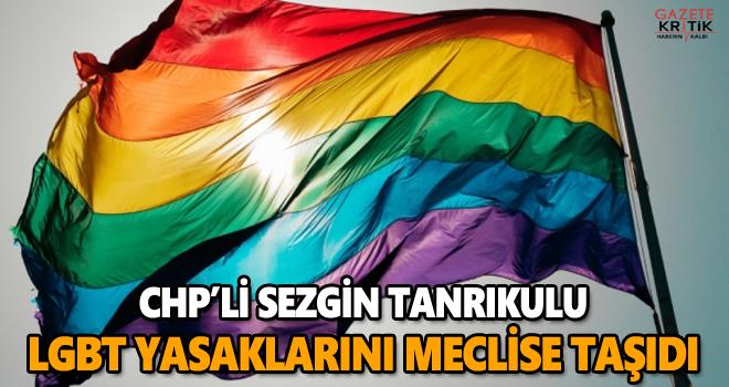 CHP'Lİ TANRIKULU Ankara Valiliği'nin LGBT Yasaklarını Meclise Taşıdı!