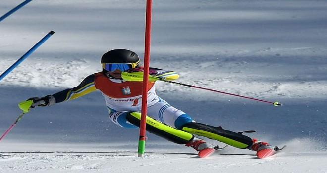 Kayakta sezon açıldı