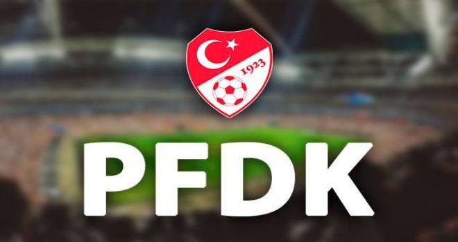 PFDK'dan 6 Süper Lig ekibine para cezası
