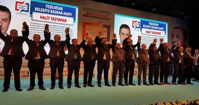 AK Parti Kayseri ilçe belediye başkan adayları belli oldu