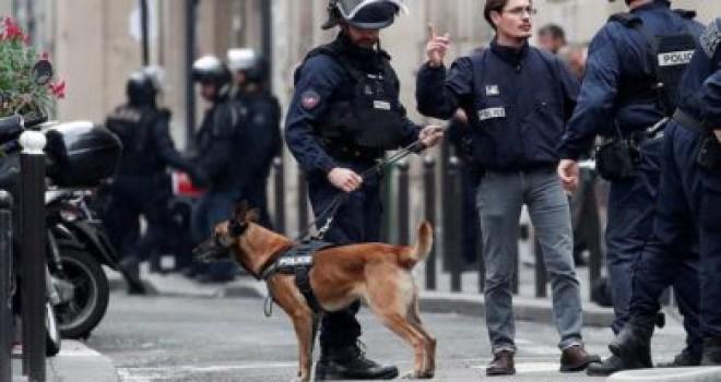 Paris'te rehine dehşeti