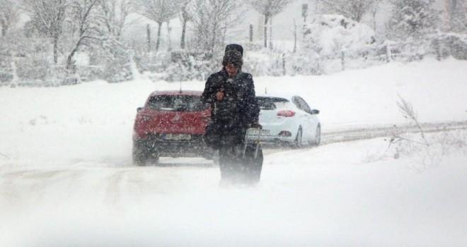 Kar bir gelecek bir daha gitmeyecek! Meteoroloji'den uyarılar…