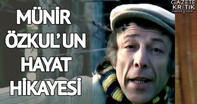 Münir Özkul'un hayatı… Münir Özkul kaç yaşındaydı, hangi filmlerde oynadı? Münir Özkul'u kaybettik…