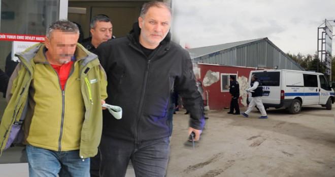 Taşeron firma sahibi, proje müdürünü tabancayla öldürdü