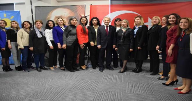 CHP-İYİ Parti Millet İttifakı'nda Bursa Kadın Dayanışması