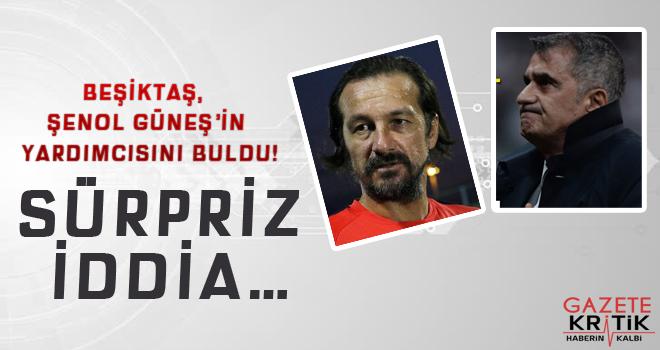 Beşiktaş, Şenol Güneş'in yardımcısını buldu! Sürpriz iddia…