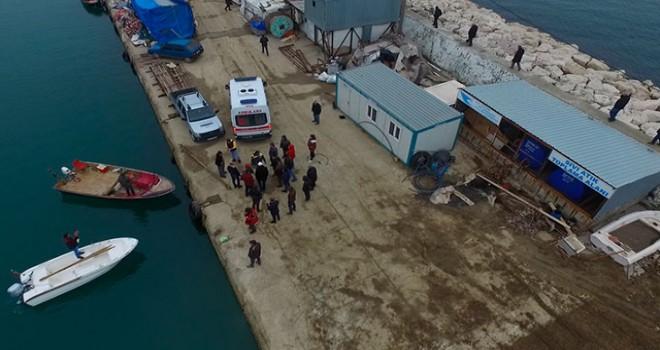 Silivri'de ağa takılan balıkçı boğuldu