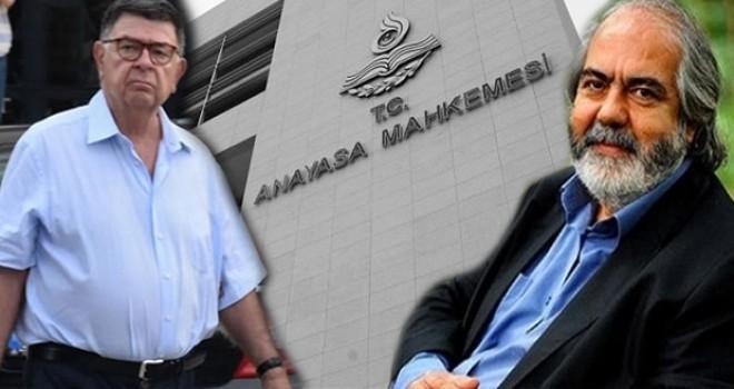 Altan ve Alpay'ın avukatları: AYM, KHK'ların iptalini reddedince 'saygın', temel haklarla ilgili karar verince 'saldırılan' bir mahkeme olmamalı!