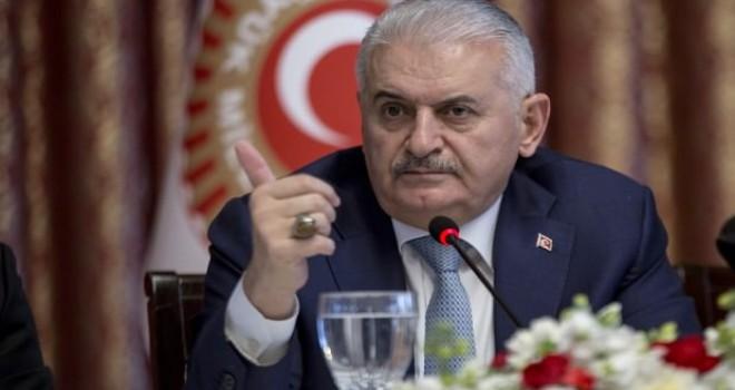 Binali Yıldırım'dan istifa çağrısına yanıt:Seçim siyasi faaliyet değil