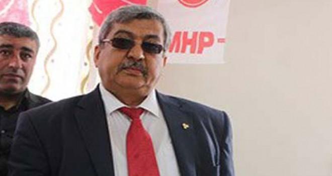 MHP Ceylanpınar İlçe Başkanı, partisinden istifa etti