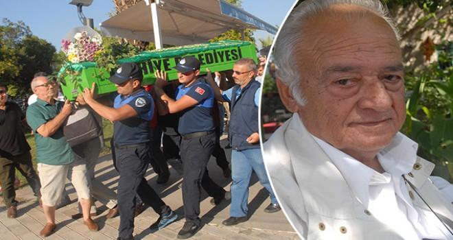 Fethiye Belediye eski Başkanı Özer Olgun, son yolculuğa uğurlandı