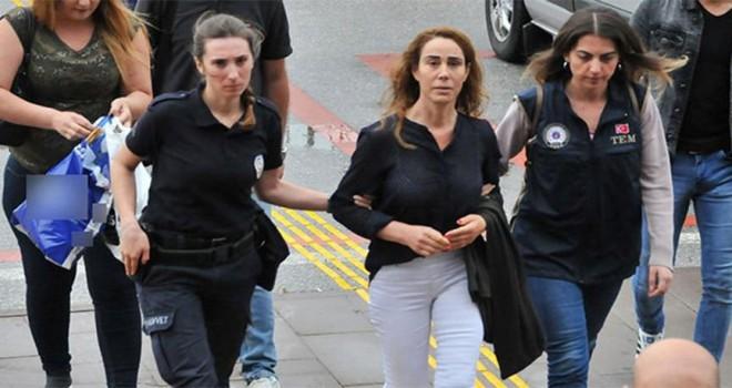 HDP'nin seçim çalışmalarında tutuklanan Alman şarkıcıya 6 yıl 3 ay hapis