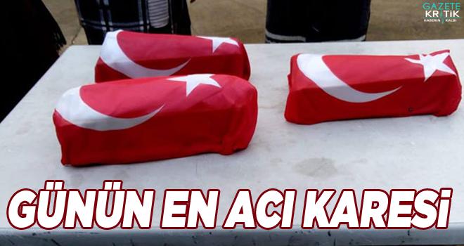 Hayata 1 gün tutunabilen üçüzlere Türk bayraklı veda