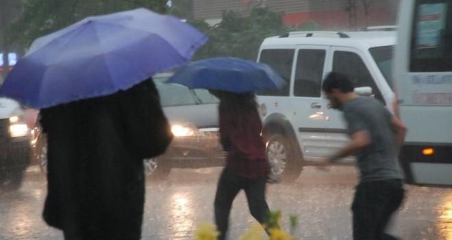Yağışlı günlere dikkat! Tüm şehirleri etkileyecek… Meteoroloji'nin hava durumu tahminleri