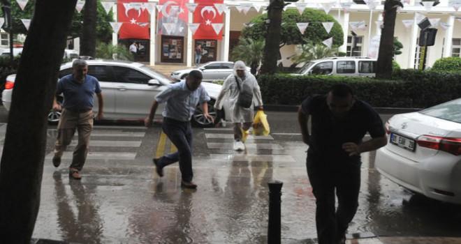 Adana'da yeraltı su seviyesi yükseliyor