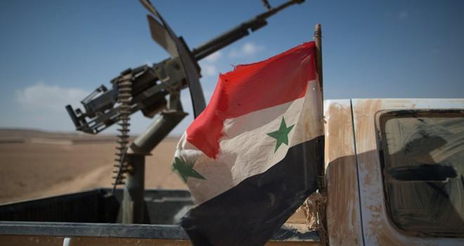 Suriye Dışişleri, BM'den Hacin'de beyaz fosfor kullanımının soruşturulmasını talep etti