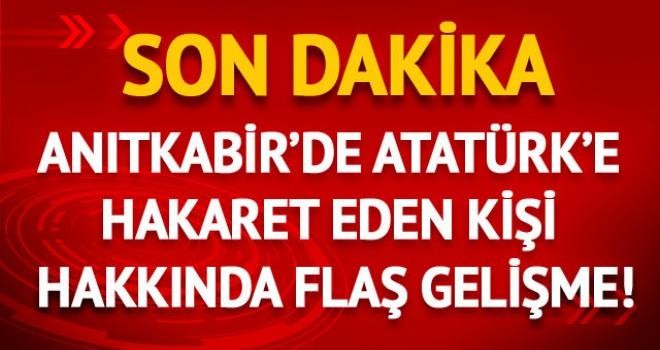 Anıtkabir'de Atatürk'e hakaret eden Safiye İnci hakkında soruşturma başlatıldı