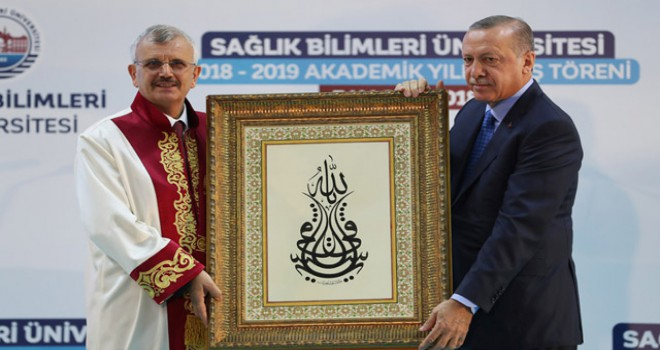 'Güçlü Türkiye için sağlıkta yerli ve milli hamle'