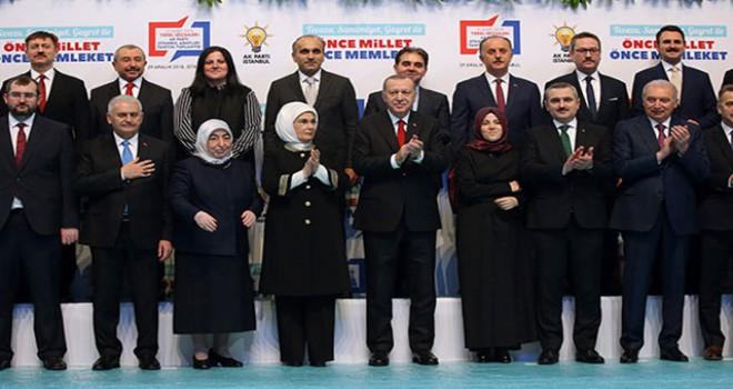 AK Partili belediye başkan adaylarından açıklamalar