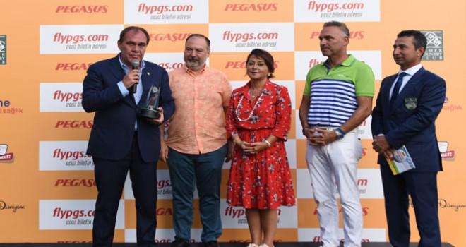 Pegasus Golf Challenge Turnuvası 10'uncu kez yapıldı