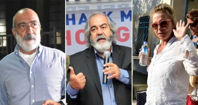 Altan kardeşler ve Nazlı Ilıcak davasında söz isteyen dört avukat da duruşmadan çıkarıldı!
