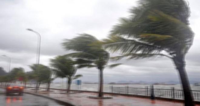 Edirne'de fırtına uyarısı