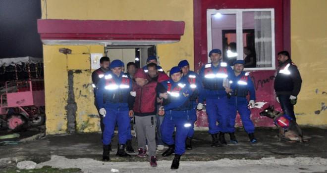 Manavgat'ta uyuşturucu çetesine operasyon: 14 gözaltı