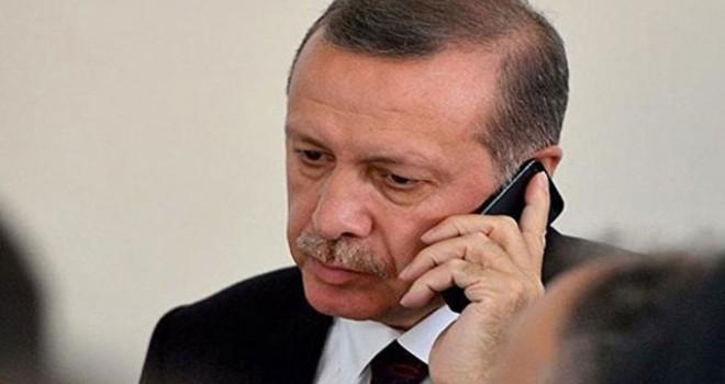 Erdoğan, Mahmut Abbas ile görüştü