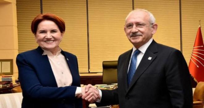 CHP ve İyi Parti ittifakında 6 büyükşehir masada
