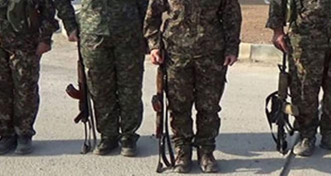 Terör kampından kaçan 2 terörist, teslim oldu