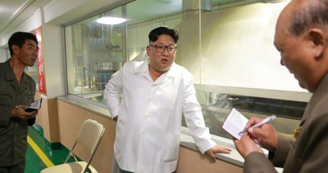 Kuzey Kore lideri Kim'den genel af ilanı