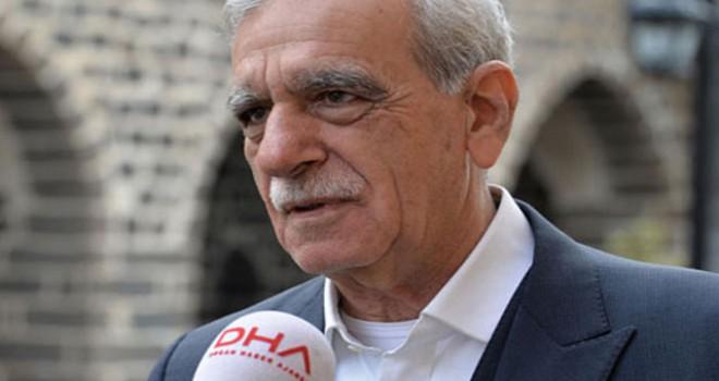 Ahmet Türk, aday adayı oldu