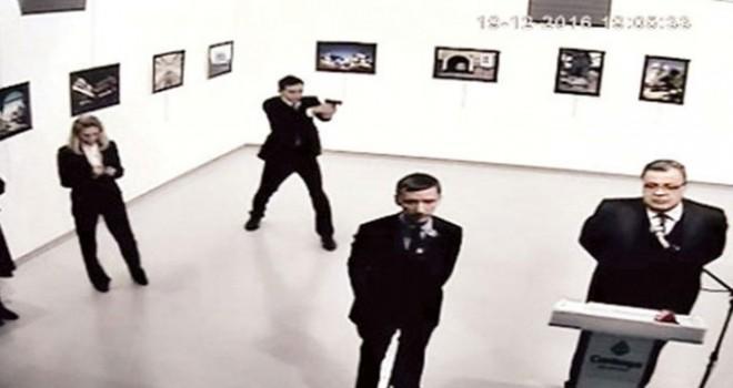 Öldürülen Rus Büyükelçi Karlov iddianamesi kabul edildi