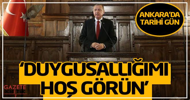 Yeni Türkiye'nin yeni kabinesi 1. Meclis'te