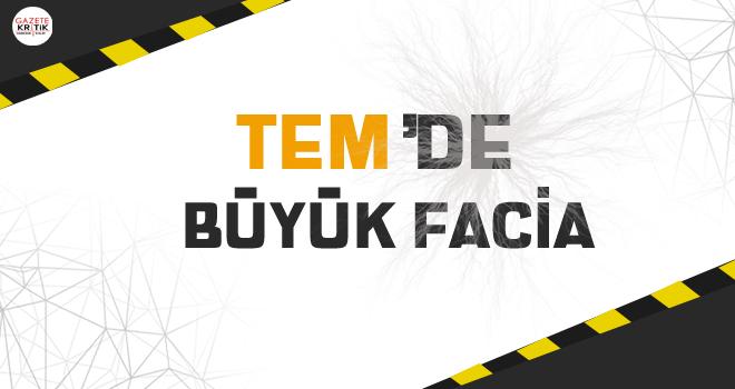 Bayrampaşa'da et yüklü TIR devrildi: 2 yaralı