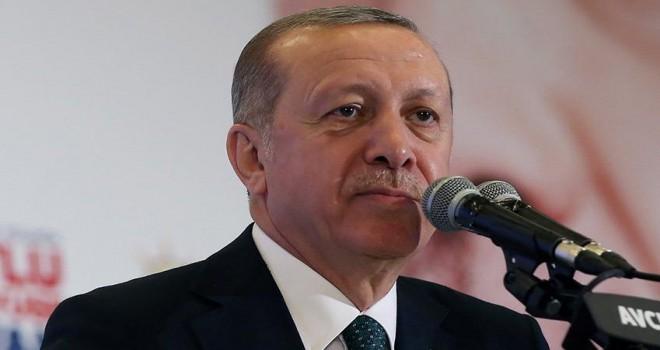 Erdoğan'dan IMF'ye altın önerisi