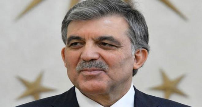 Abdullah Gül'den Yıldırım'a adaylık tebriği